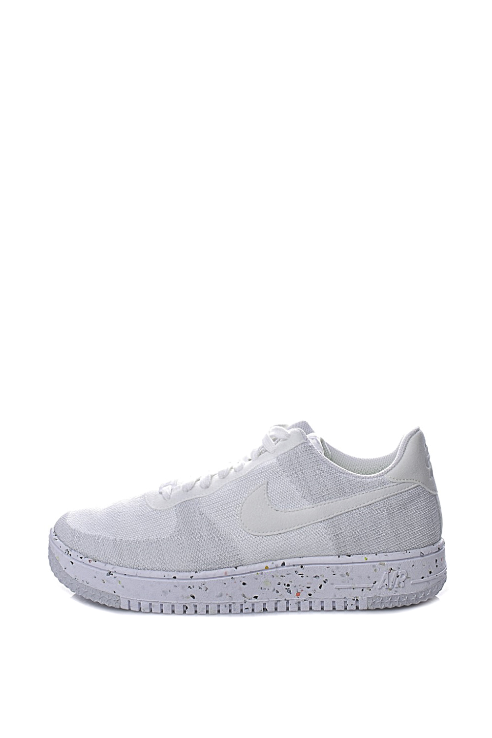 NIKE – Ανδρικά παπούτσια basketball NIKE AF1 CRATER FLYKNIT λευκά