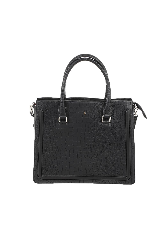 PAUL'S BOUTIQUE - Γυναικεία τσάντα χειρός PAUL'S BOUTIQUE LIANA μαύρη
