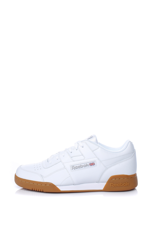 Reebok Classics – Ανδρικά sneakers Reebok Classics WORKOUT PLUS λευκά