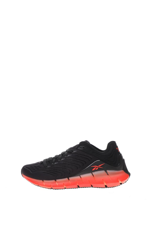 Reebok Classics – Unisex παπούτσια running Reebok Classics ZIG KINETICA μαύρα πορτοκαλί