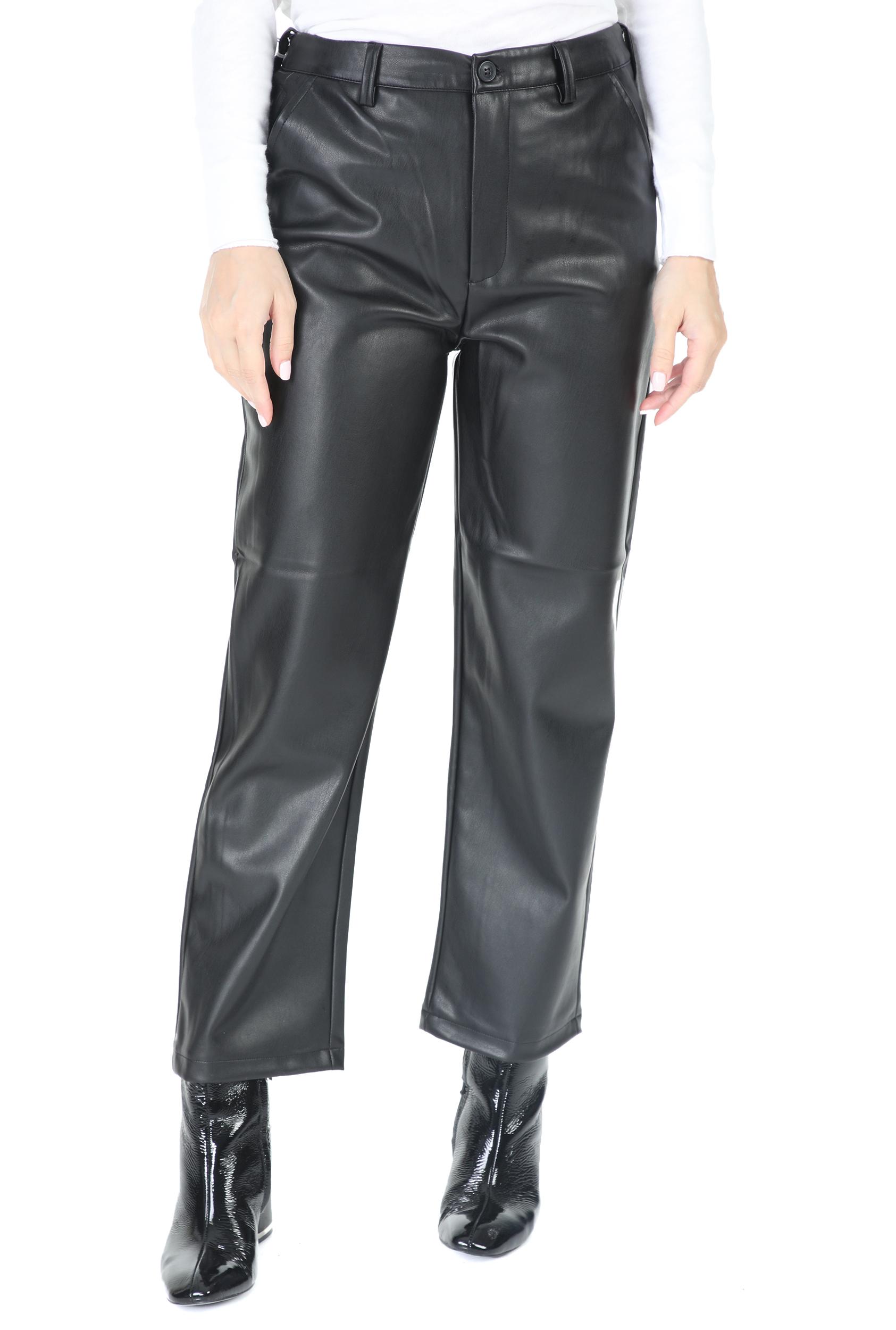REIKO - Γυναικείο παντελόνι REIKO μαύρο