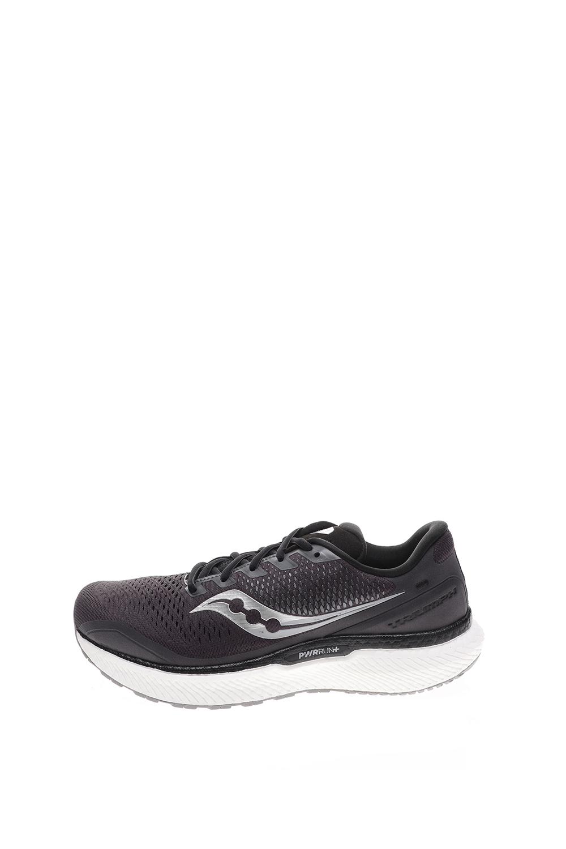 SAUCONY – Ανδρικά παπούτσια running SAUCONY TRIUMPH 18 FOOTWEAR μαύρα