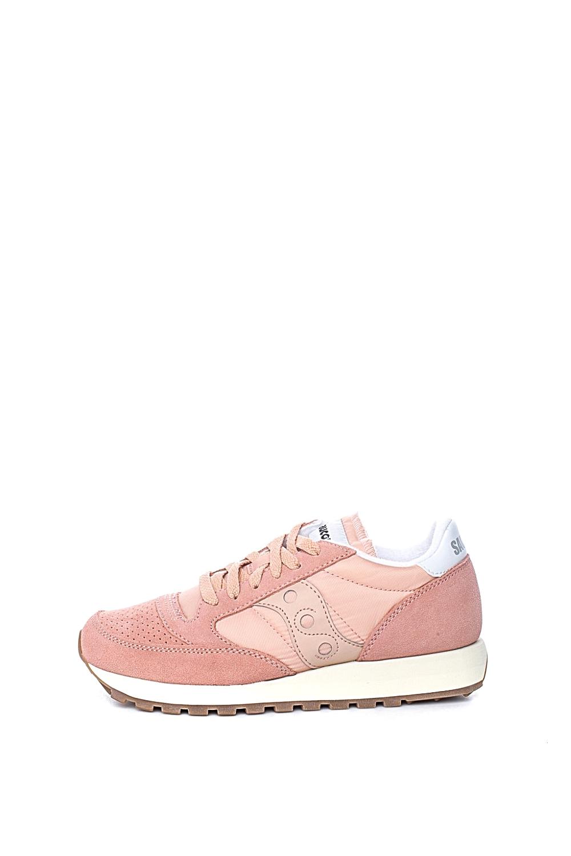 -40% Collective Online SAUCONY – Γυναικεία sneakers SAUCONY JAZZ O VINTAGE  ροζ 7489a25ba68