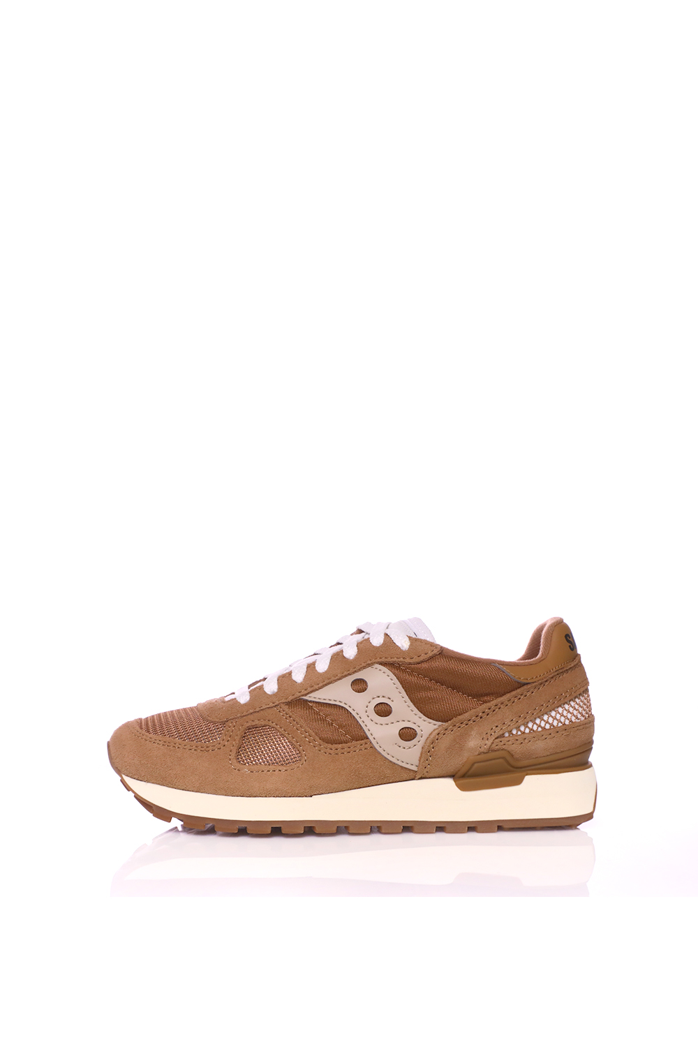 SAUCONY – Γυναικεία sneakers SAUCONY SHADOW ORIGINAL VINTAGE καφέ