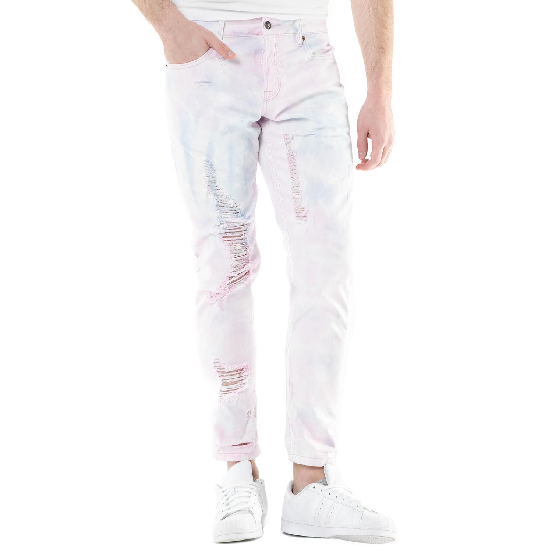 aa9d9caa003e SCOTCH   SODA - Ανδρικό τζιν παντελόνι SCOTCH   SODA λευκό