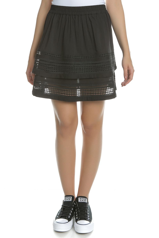 SCOTCH & SODA - Γυναικεία mini φούστα SCOTCH & SODA μαύρη