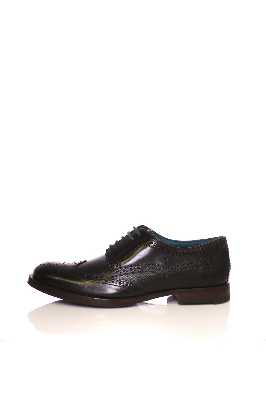 TED BAKER – Ανδρικά παπούτσια Oxford Senape Ted Baker μαύρα