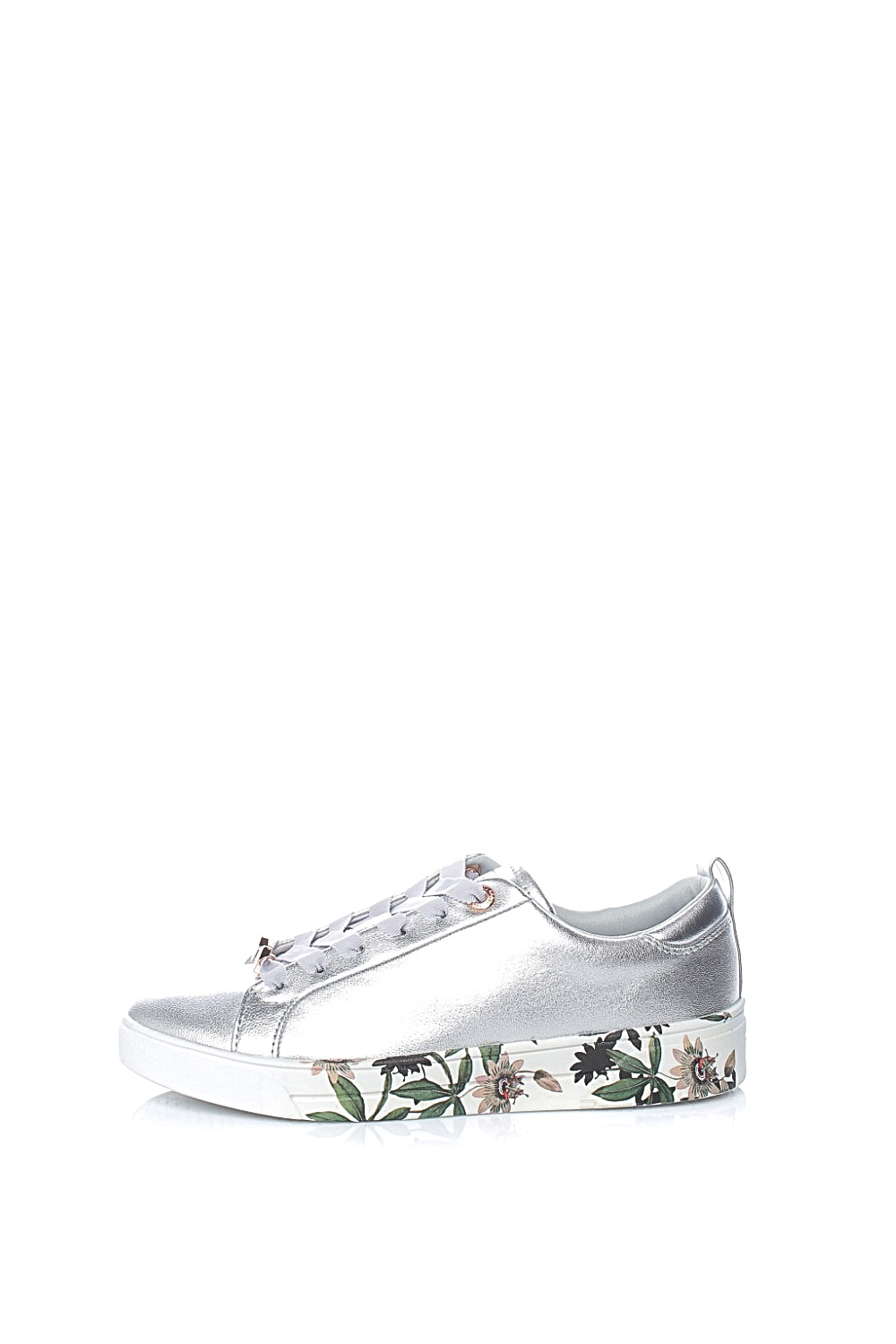 a4da1cb79f1 Collective Online TED BAKER – Γυναικεία sneakers TED BAKER ROULLY ασημί  απόχρωση