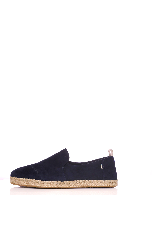 TOMS – Ανδρικά παπούτσια Toms PIG SUEDE μπλε