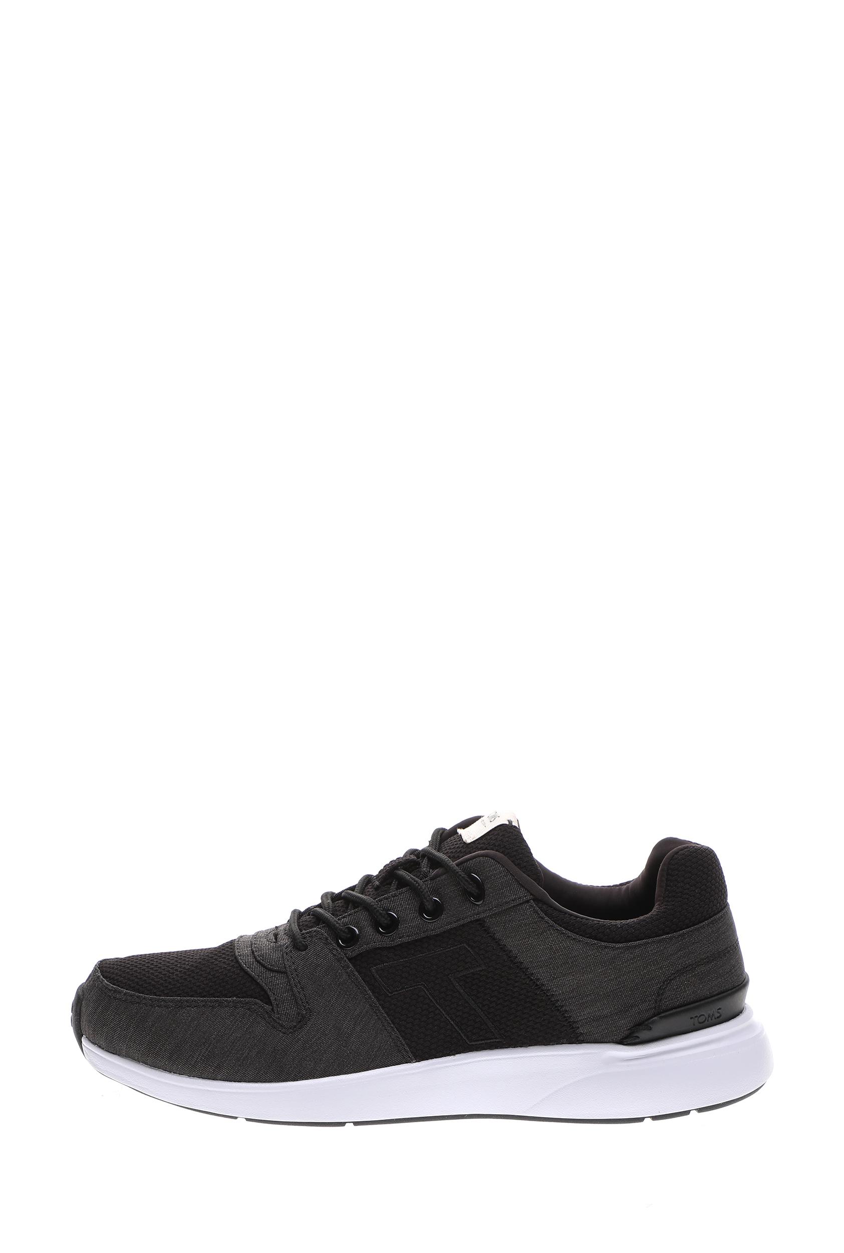 TOMS – Ανδρικά sneakers TOMS BLK VARGT WOV/SPORT MN ARRYO S μαύρα