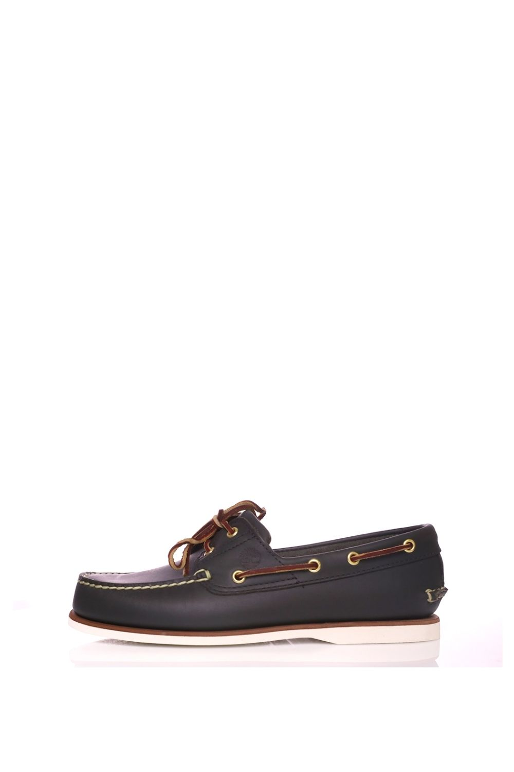 TIMBERLAND – Ανδρικά boat shoes TIMBERLAND EYE μπλε