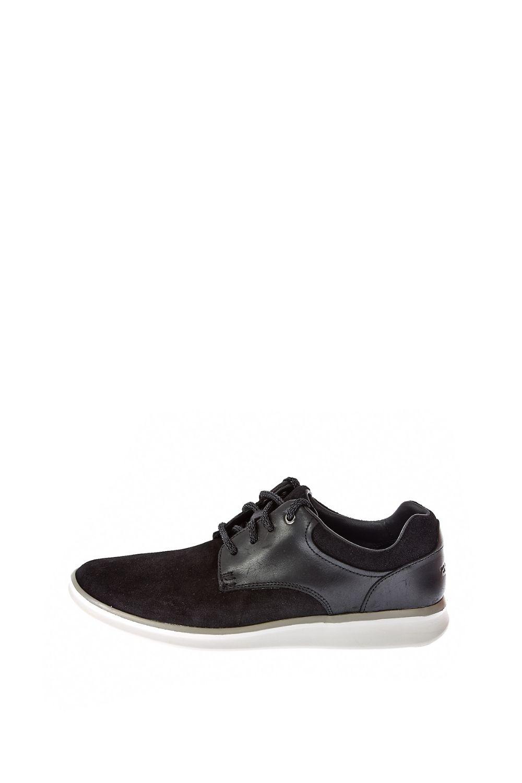 UGG – Ανδρικά δετά παπούτσια UGG μαύρα