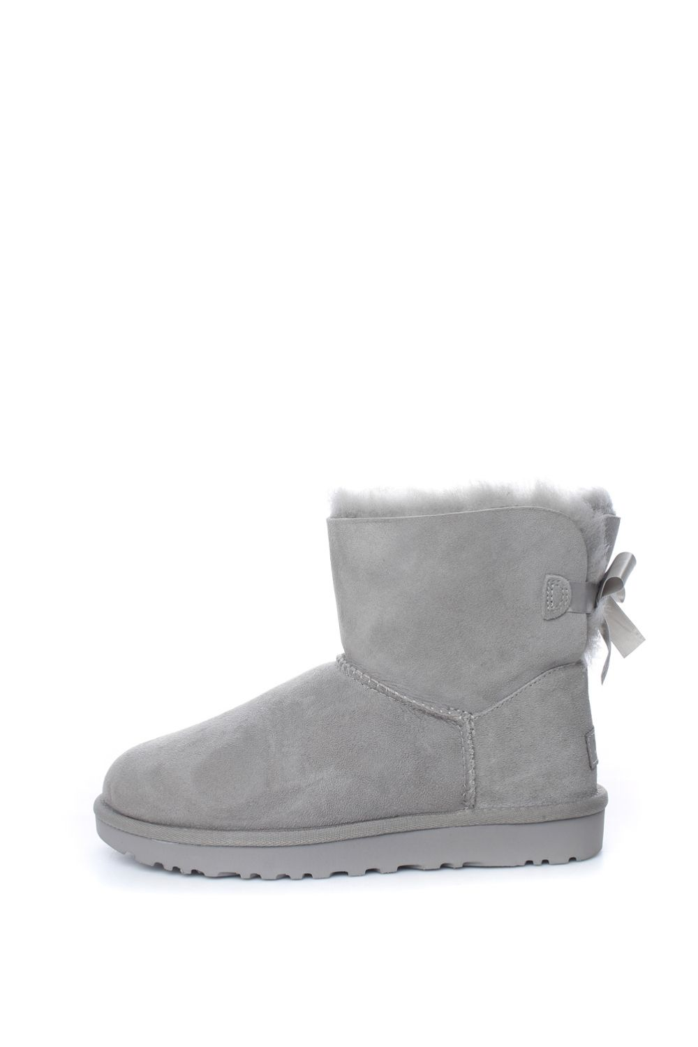 7948bbbe1c9 Collective Online UGG – Γυναικεία μποτάκια MINI BAILEY BOW γκρι