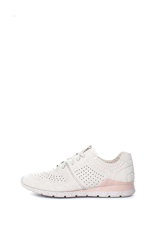 UGG – Γυναικεία sneakers TYE UGG ροζ λευκά