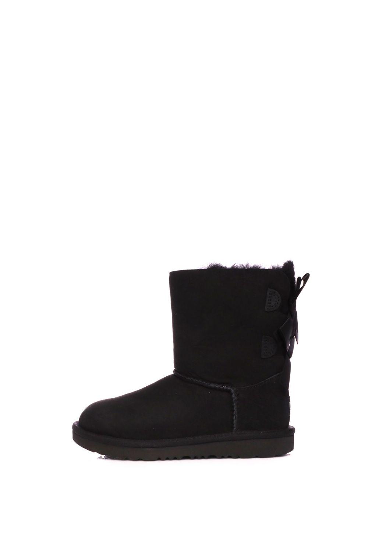 UGG – Παιδικές μπότες UGG K BAILEY BOW II μαύρες