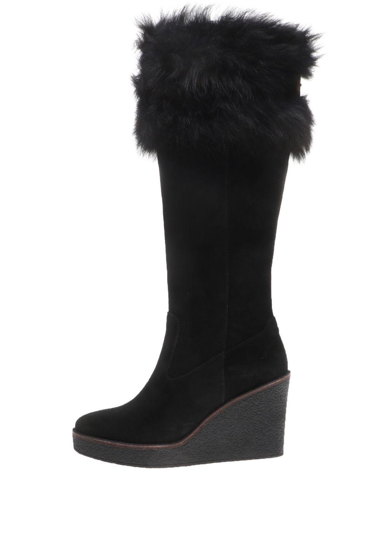 UGG – Γυναικείες μπότες UGG VALBERG μαύρες