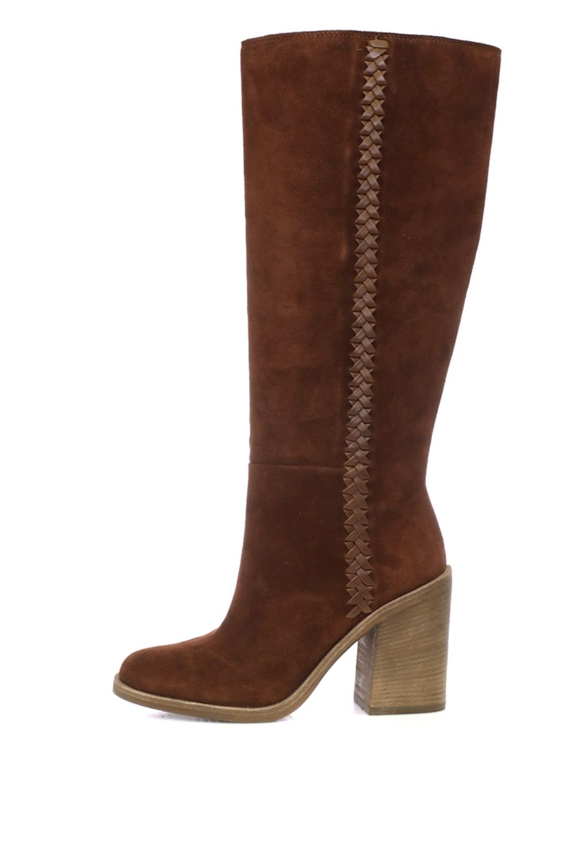UGG – Γυναικείες μπότες UGG MAEVA καφέ