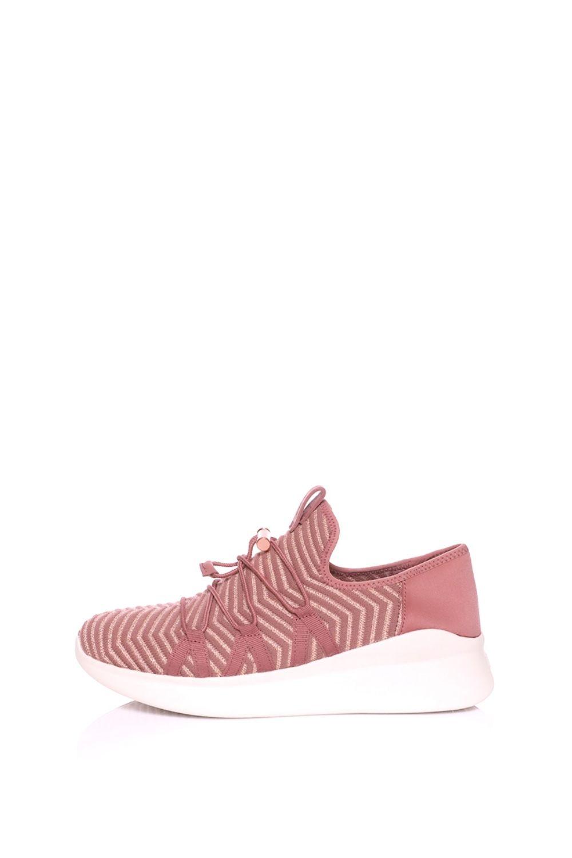 UGG – Γυναικεία sneakers KINNEY METALLIC ροζ