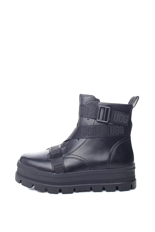UGG AUSTRALIA – Γυναικεία μπότα UGG Sid μαύρη