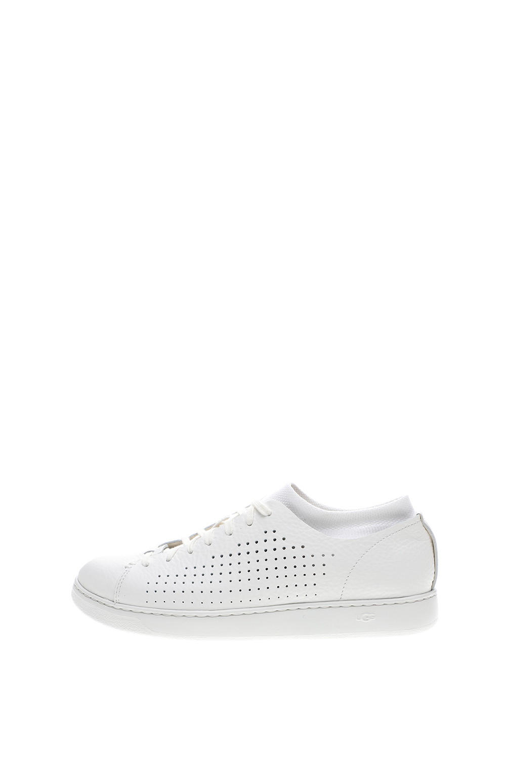 UGG – Ανδρικά sneakers UGG Pismo Low Perf λευκά