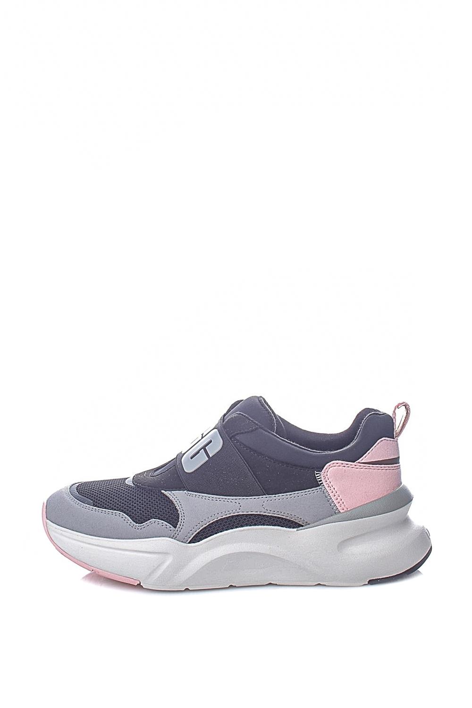 UGG – Γυναικεία sneakers UGG LA Flex μαύρα ροζ γκρι