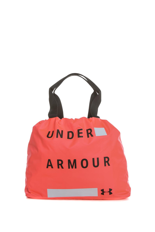 66dd563919 Sport-loft UNDER ARMOUR - Γυναικεία τσάντα γυμναστηρίου UNDER ARMOUR  Favorite Graphic κοραλλί