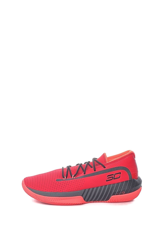 UNDER ARMOUR – Ανδρικά μπασκετικά παπούτσια Under Armour SC 3Zero III κόκκινα