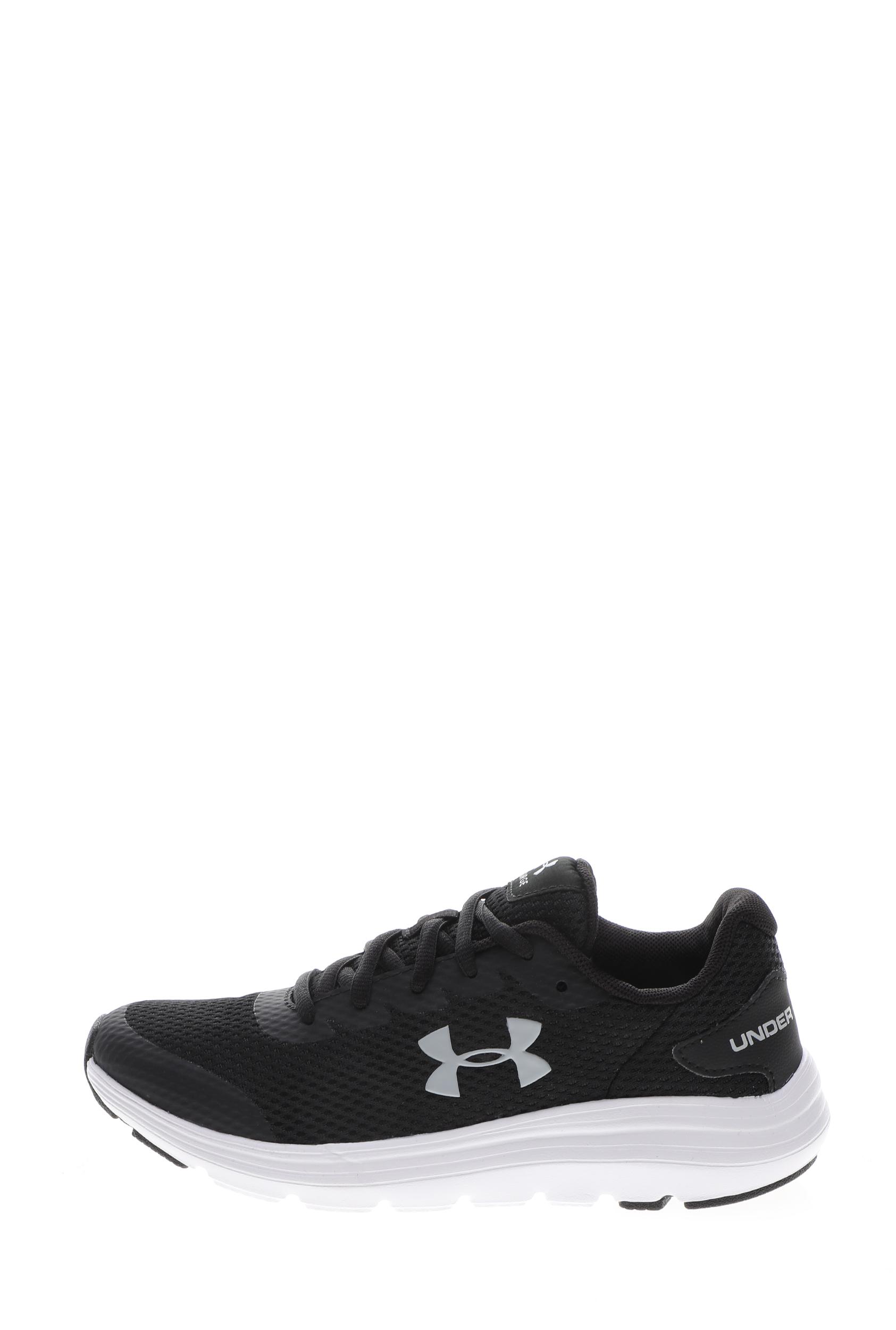 UNDER ARMOUR – Παιδικά αθλητικά παπούτσια UA GS Surge 2 μαύρα
