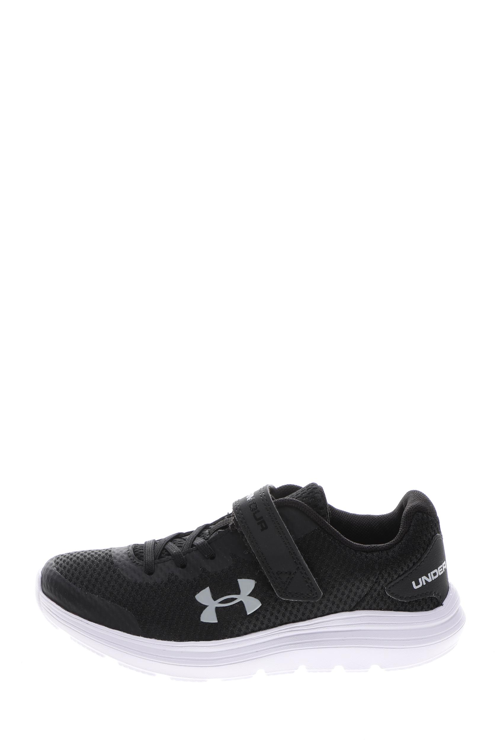 UNDER ARMOUR – Παιδικά αθλητικά παπούτσια UA PS Surge 2 AC μαύρα