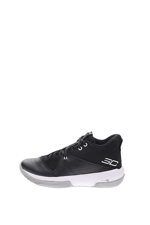 UNDER ARMOUR – Unisex παπούτσια basketball UNDER ARMOUR SC 3ZER0 IV μαύρα