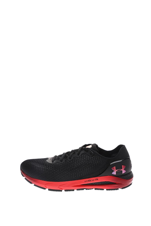 UNDER ARMOUR – Ανδρικά παπούτσια running UNDER ARMOUR HOVR Sonic 4 Clr Shft μαύρα κόκκινα