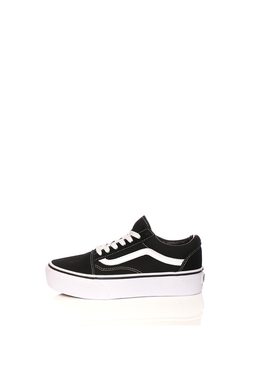 VANS – Unisex sneakers VANS Old Skool Platforms μαύρα
