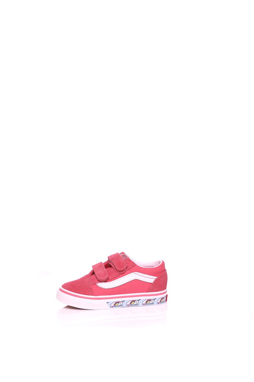 31014cf8f7a VANS - Βρεφικά sneakers VANS OLD SKOOL ροζ - Roe Shoes Collection