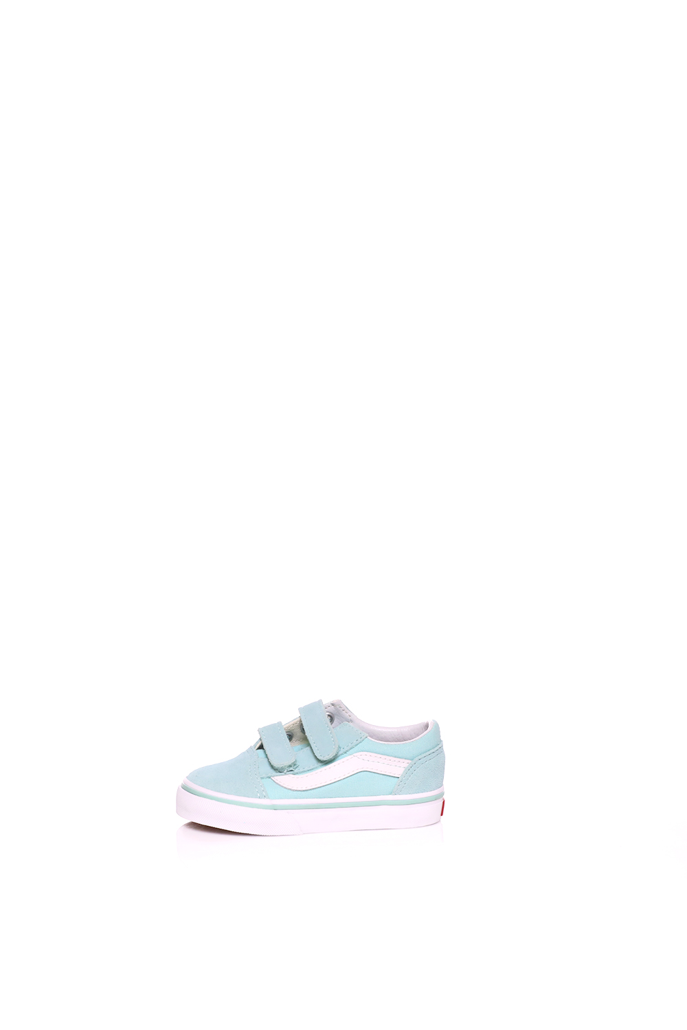 VANS – Βρεφικά sneakers VANS TD OLD SKOOL V γαλάζια