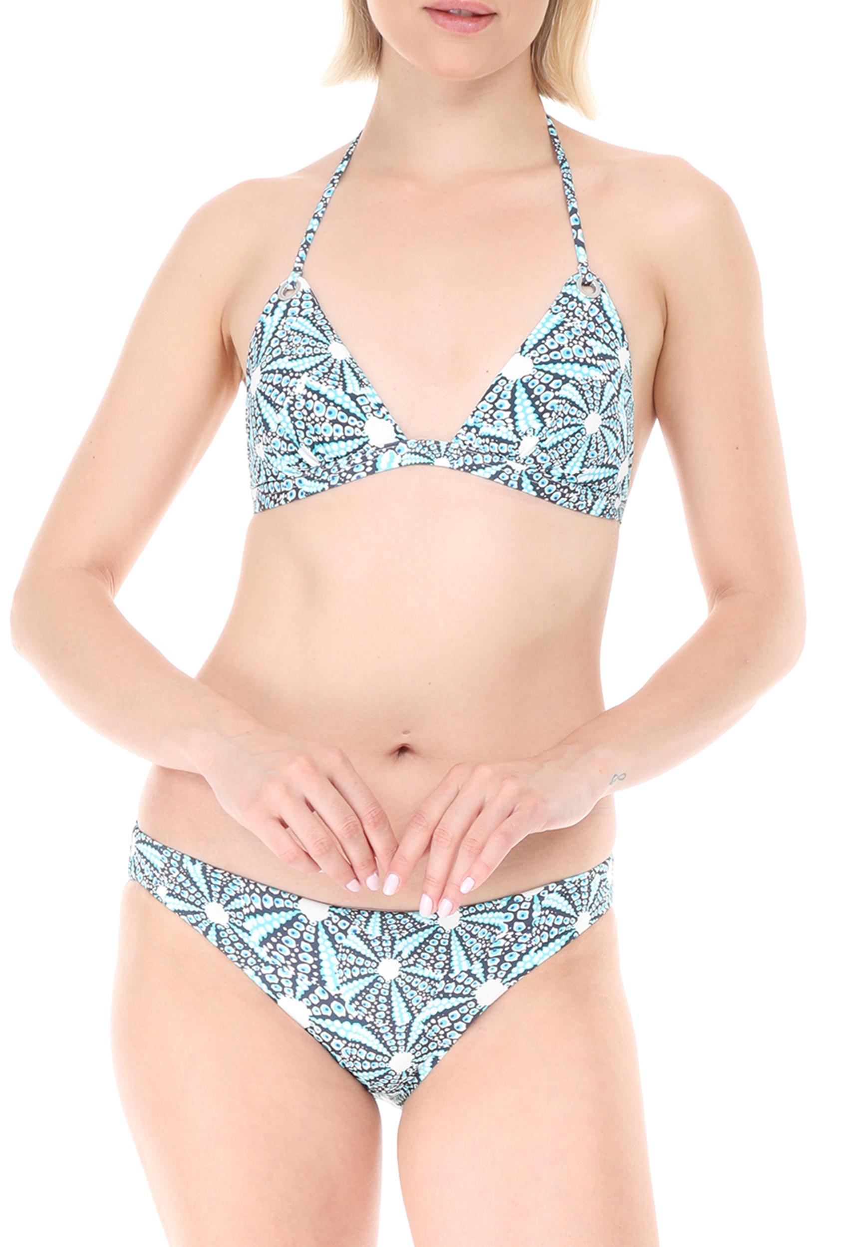 VILEBREQUIN - Γυναικείο μαγιό top VILEBREQUIN FELINA μπλε λευκό