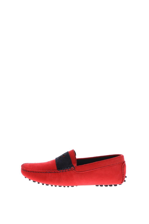 VILEBREQUIN – Ανδρικά loafers VILEBREQUIN JOHN κόκκινα