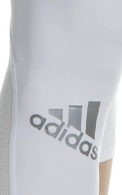 7051246df9ab adidas Performance- Ανδρικό κολάν adidas ASK SPR TIG 3 4 λευκό ...