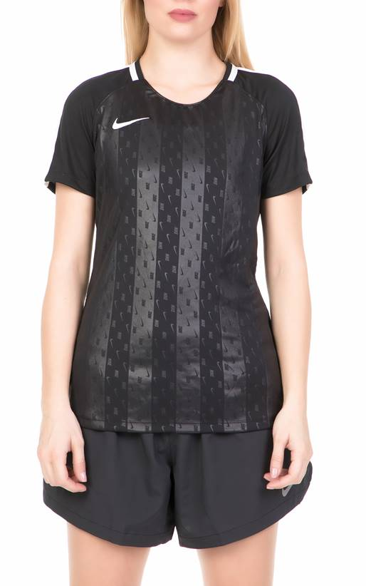 NIKE-Γυναικεία κοντομάνικη μπλούζα προπόνησης NIKE DRY ACDMY TOP GX μαύρη 4cec9226abd