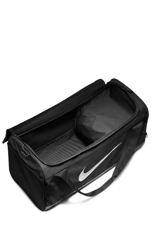 cc212ac8ef NIKE- Unisex τσάντα γυμναστηρίου Nike Brasilia μαύρη (1512688 ...