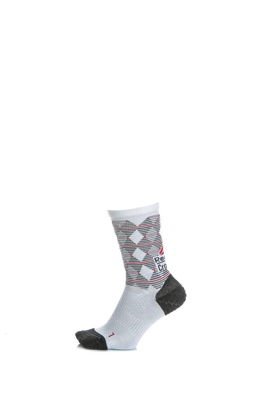 Reebok Fitness- Ανδρικές αθλητικές κάλτσες CF M ENG CREW SO λευκές ... 420f6287f12