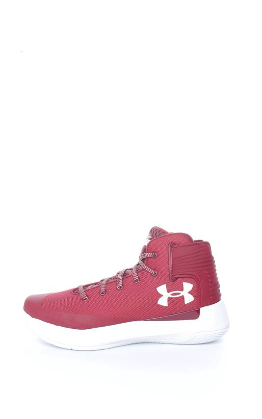UNDER ARMOUR-Παιδικά παπούτσια μπάσκετ UNDER ARMOUR GS STEPHEN CURRY 3ZER0  κόκκινα f42c0839470