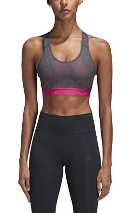 7d859acebb9 adidas Performance. Γυναικείο αθλητικό μπουστάκι DRST ASK SPR LG γκρι.  30,00 € 18,00 €. OFFER