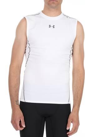 Αμάνικη μπλούζα UNDER ARMOUR ARMOUR HG COMP TANK SL ανθρακί. 33 f6299d89c54