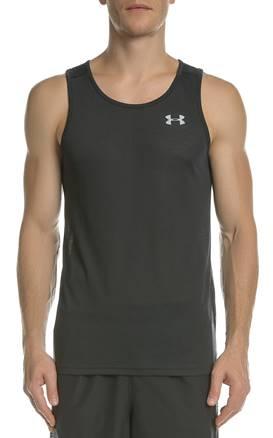 Αμάνικη μπλούζα UNDER ARMOUR ARMOUR HG COMP TANK SL λευκή. 33 0f2b60b0bc8