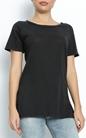 AMERICAN VINTAGE-Γυναικεία μπλούζα American Vintage μαύρη