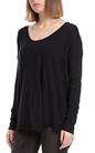 AMERICAN VINTAGE-Γυναικείο πουλόβερ AMERICAN VINTAGE μαύρο