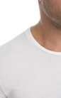 AMERICAN VINTAGE-Ανδρικό AMERICAN VINTAGE T-SHIRT λευκό