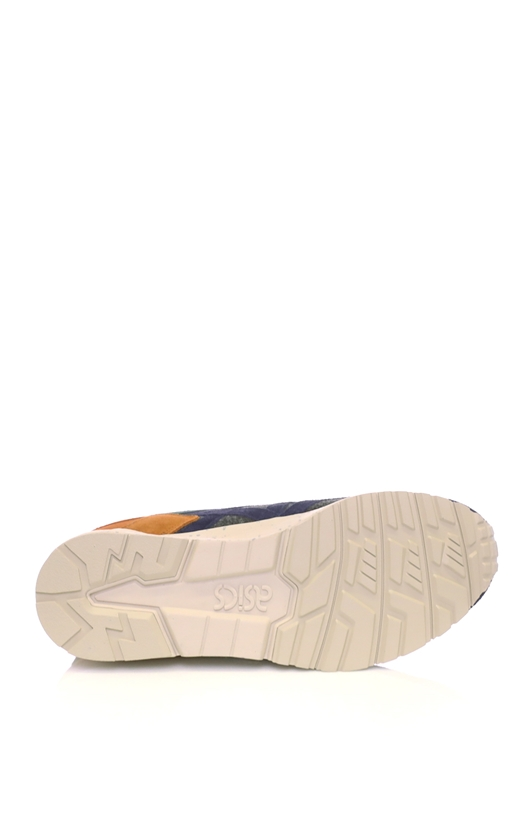 ASICS-Ανδρικά αθλητικά παπούτσια ASICS GEL-LYTE V DARK γκρι-πράσινα-μπλε