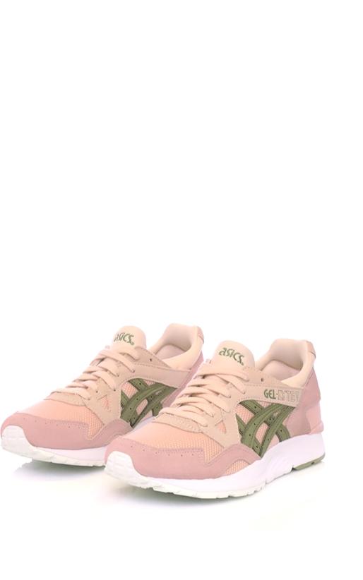ASICS-Γυναικεία αθλητικά παπούτσια ASICS GEL-LYTE V EVENING ροζ-χακί