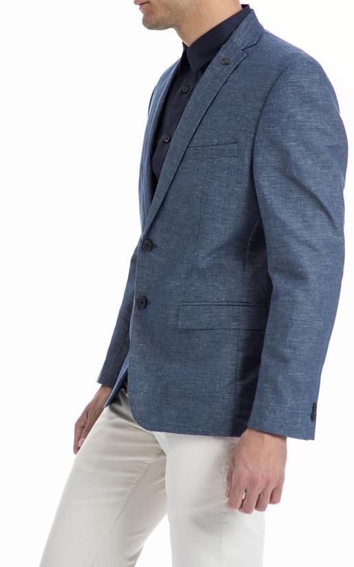 BEN SHERMAN-Ανδρικό σακάκι Ben Sherman μπλε